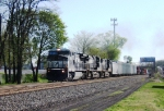Manifest Freight Southbound on the Cumberland Valley Line
